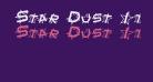 Star Dust Italic