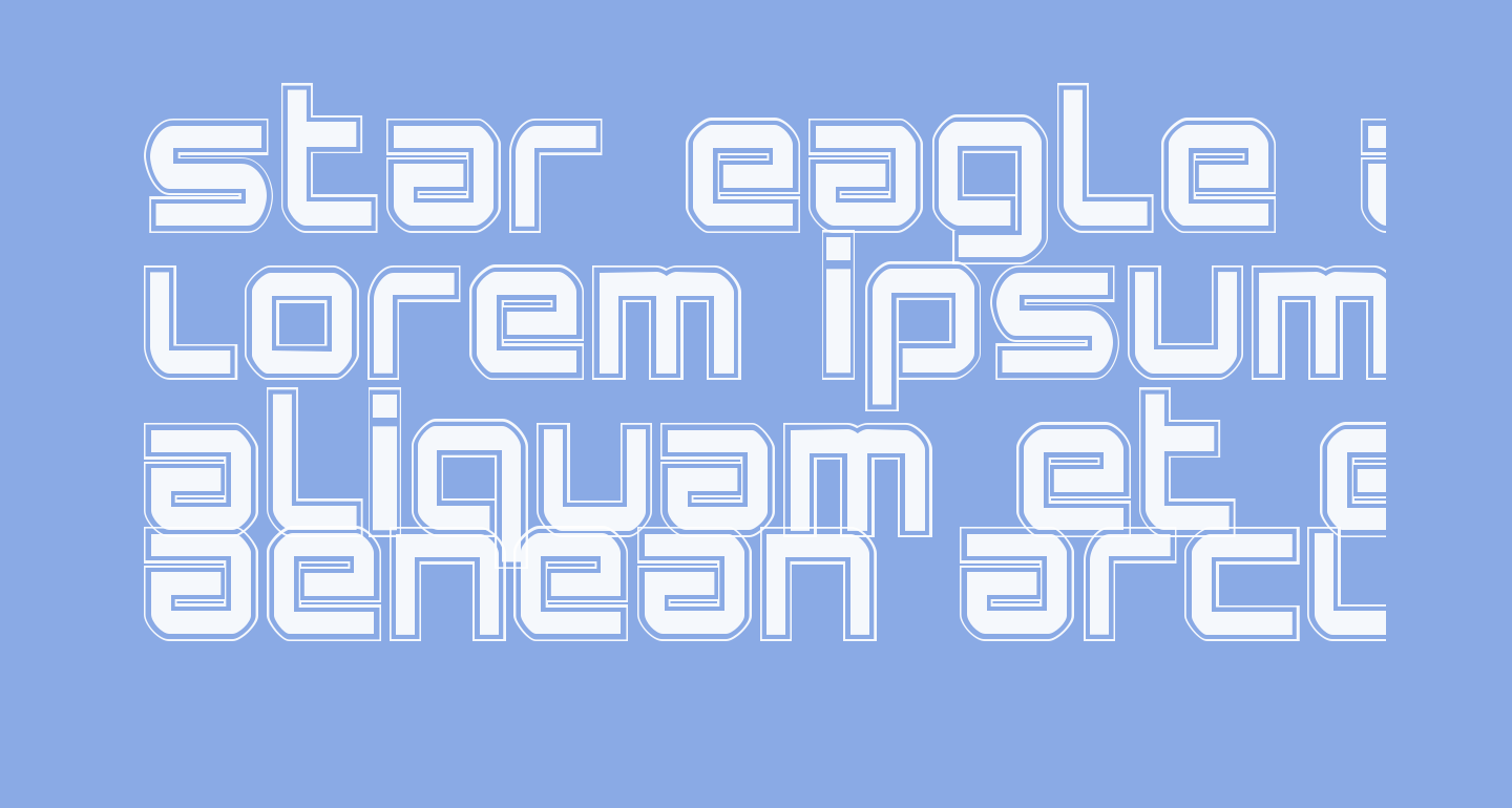 Star Eagle Academy Regular