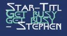 Star-Title