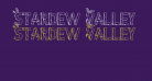 Stardew Valley All Caps