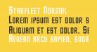 Starfleet Normal