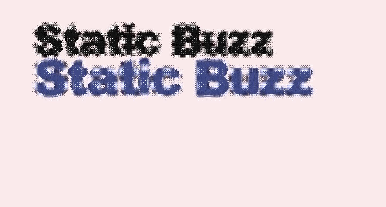 Static Buzz