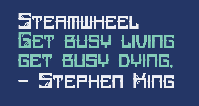 Steamwheel