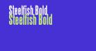 Steelfish Bold