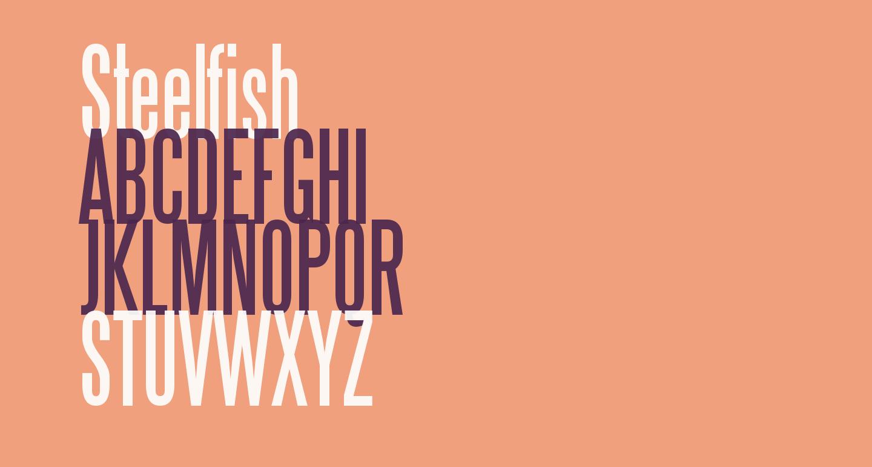 Steelfish