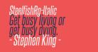 SteelfishRg-Italic