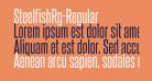 SteelfishRg-Regular