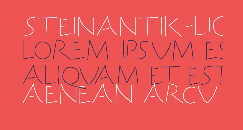 SteinAntik-Light