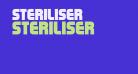 Steriliser