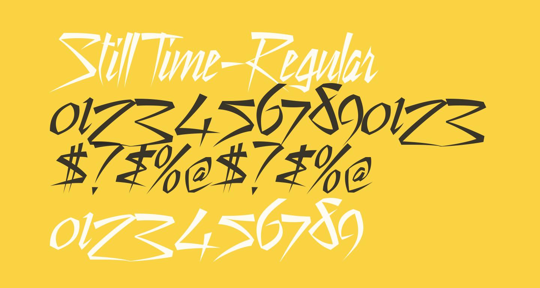 StillTime-Regular