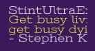 StintUltraExpanded-Regular
