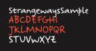 StrangewaysSample