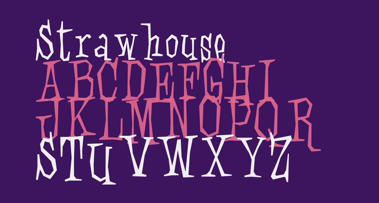 Strawhouse