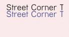 Street Corner Thin
