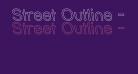 Street Outline - Rev
