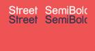 Street  SemiBold
