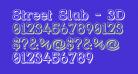 Street Slab - 3D