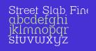 Street Slab Fine