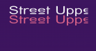 Street Upper - Expanded