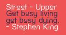 Street - Upper