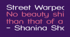 Street Warped - Expanded