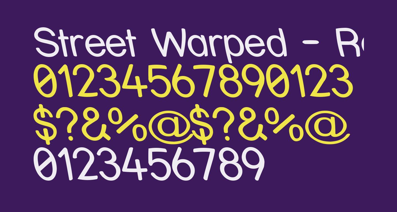 Street Warped - Rev