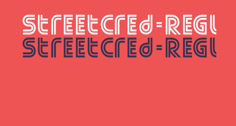 StreetCred-Regular