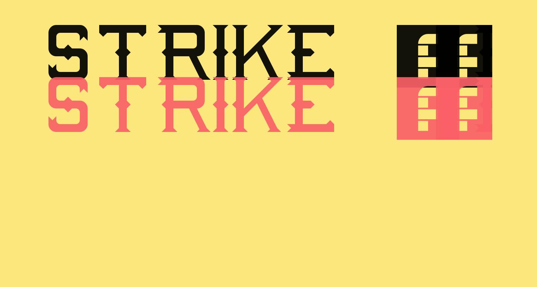 Strike 'Em Out Regular