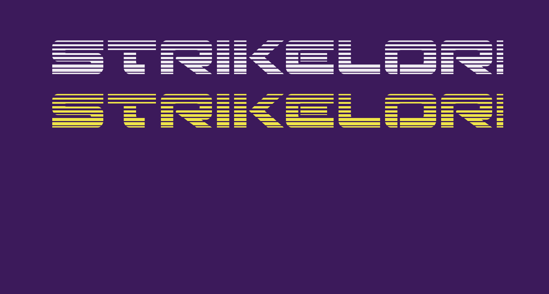 Strikelord Gradient