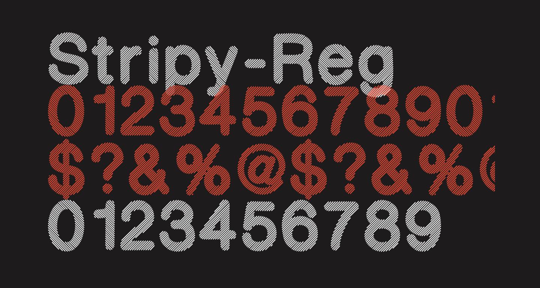 Stripy-Reg