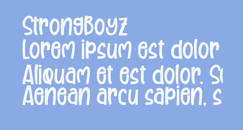 StrongBoyz