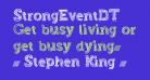 StrongEventDT