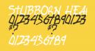 Stubborn Heartz TBS Italic
