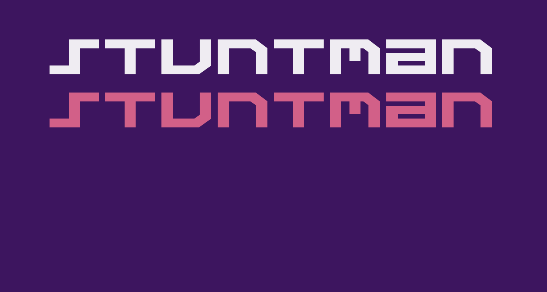 Stuntman Expanded