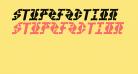Stupefaction