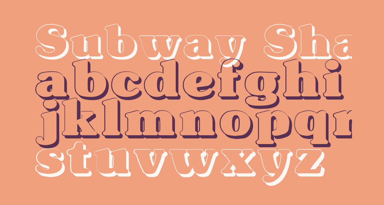 Subway Shadow