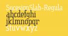 SucesionSlab-Regular