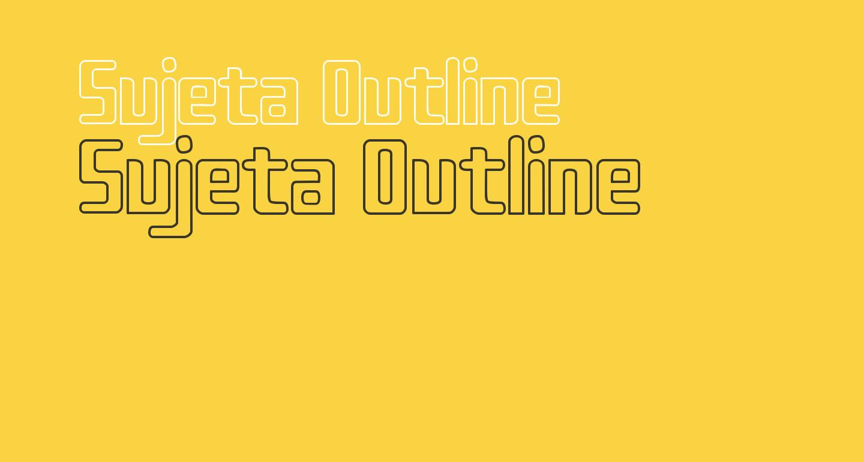 Sujeta Outline