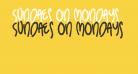 Sundaes on Mondays