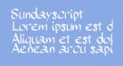 Sundayscript