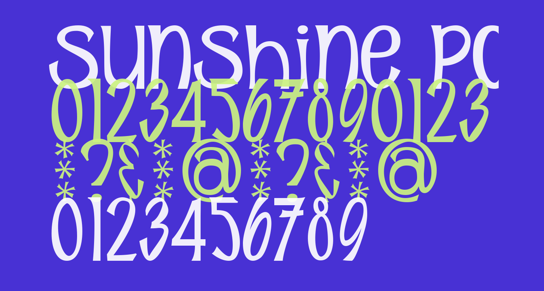 Sunshine Poppy