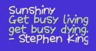 Sunshiny