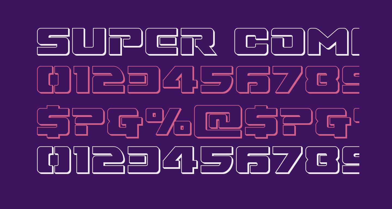 Super Commando 3D