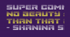 Super Commando Gradient