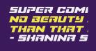 Super Commando Italic