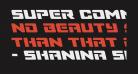 Super Commando Leftalic