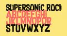Supersonic Rocketship