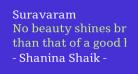 Suravaram