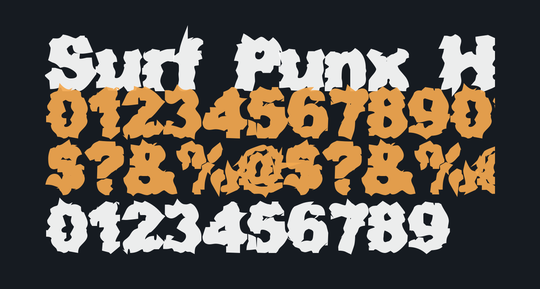 Surf Punx Heavy