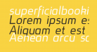 superficialbookitalic